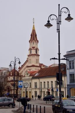 Russisch-orthodoxe Hl. Nikolaus Kirche