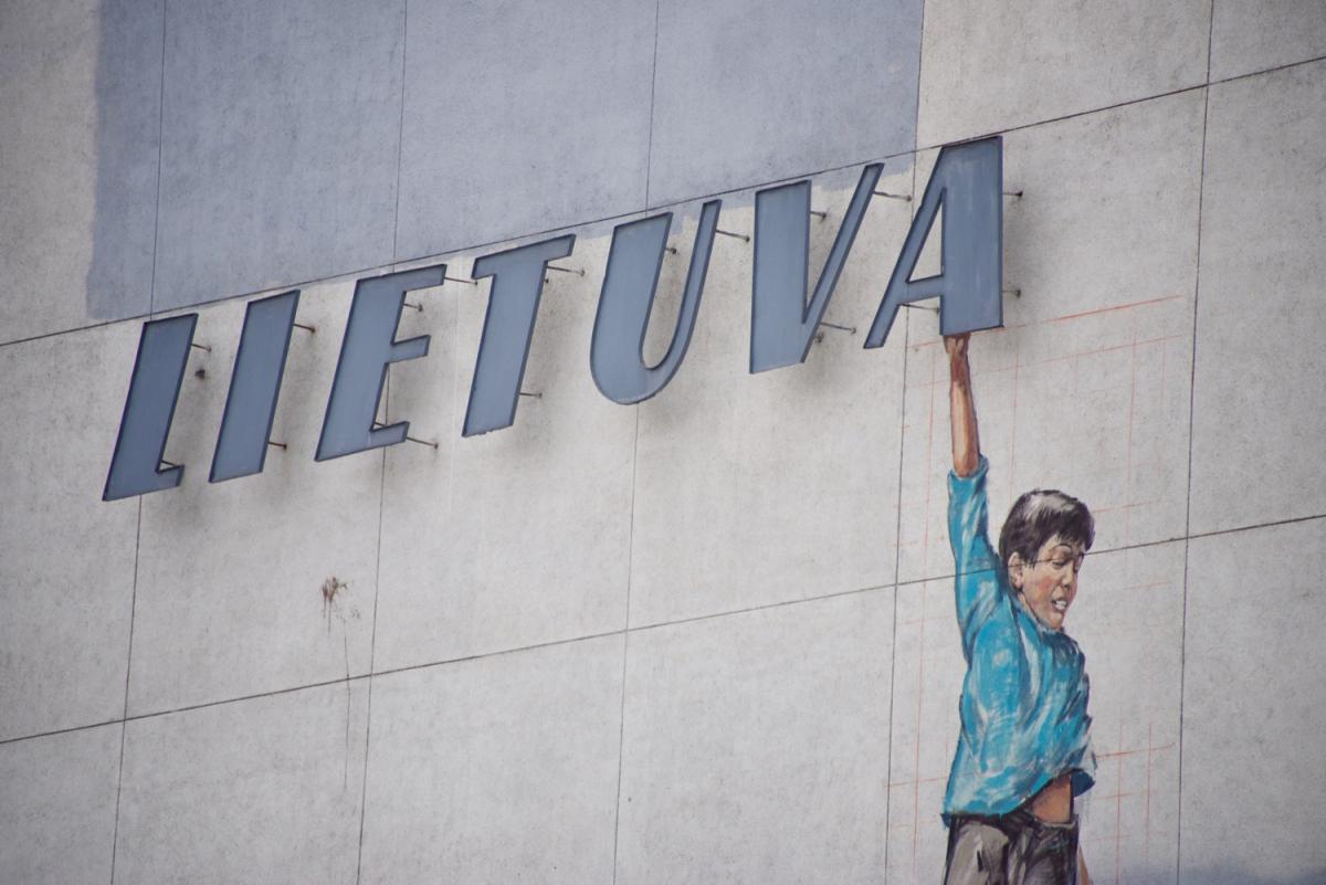 Reisebericht: Vilnius, Litauen– keine leichte Kost
