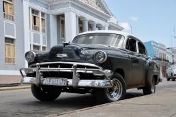 Oldtimer in Cienfuegos