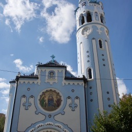 Blaue Kirche St. Elisabeth